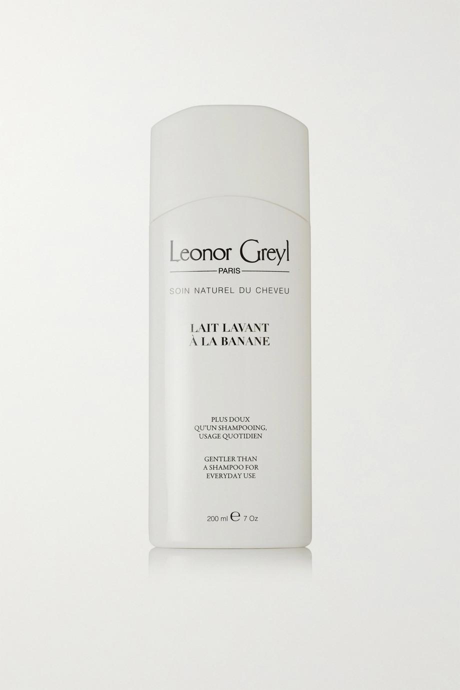Leonor Greyl Paris Lait Lavant A La Banane, 200 ml – Shampoo