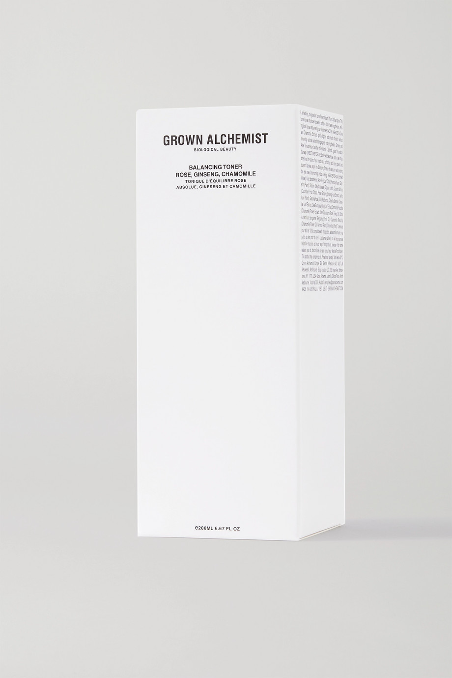 Grown Alchemist Balancing Toner, 200ml