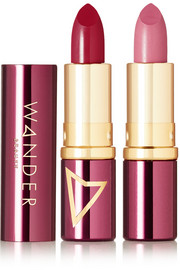Wanderout Dual Lipstick - Wanderberry/ Barely There