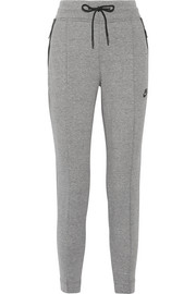 Tech Fleece cotton-blend track pants