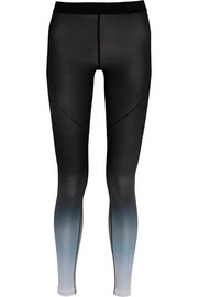 Nike Pro Hyperwarm ombré stretch-jersey leggings