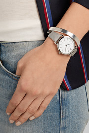 Liten silver-plated watch