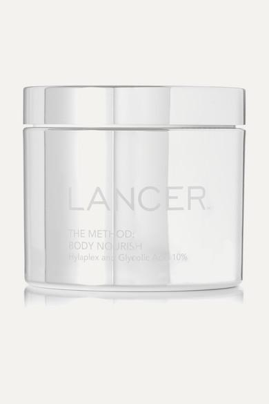 LANCER The Method: Body Nourish Cream With Hylaplex&Reg; And 10% Glycolic Acid, 11 Oz./ 325 Ml in Colorless
