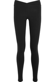 Live The Process V stretch-Supplex® leggings