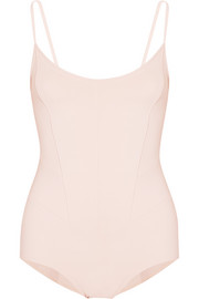 Live The Process Corset stretch-Supplex® leotard