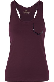 Essential stretch-jersey tank