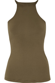 Thali stretch-jersey tank