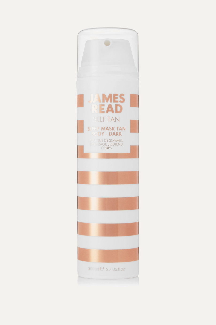 James Read Sleep Mask Tan Go Darker Body, 200ml