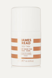 James Read Sleep Mask Tan Go Darker Face, 50ml