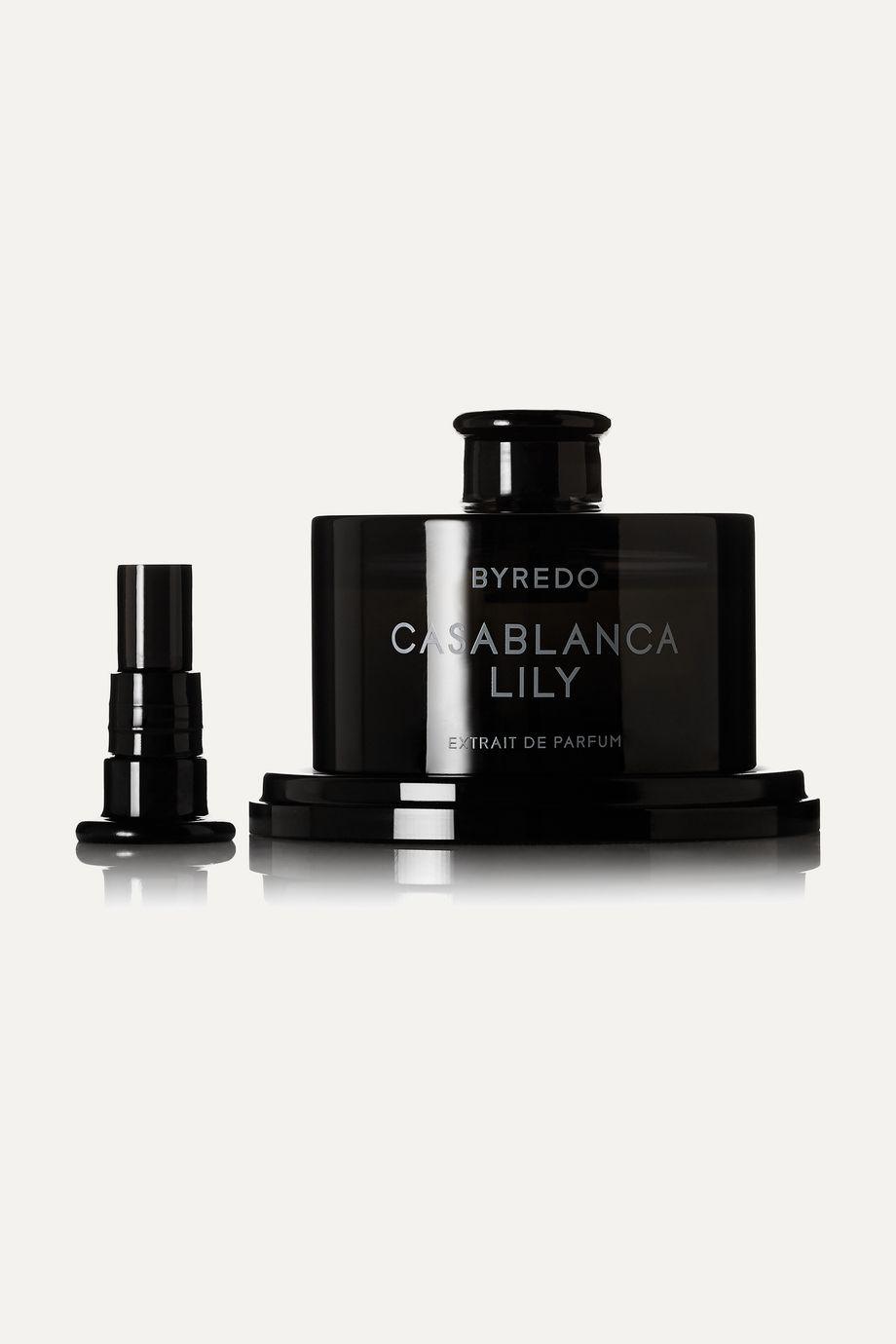 Byredo Casablanca Lily Extrait de Parfum - Black Plum & Wild Gardenia, 30ml