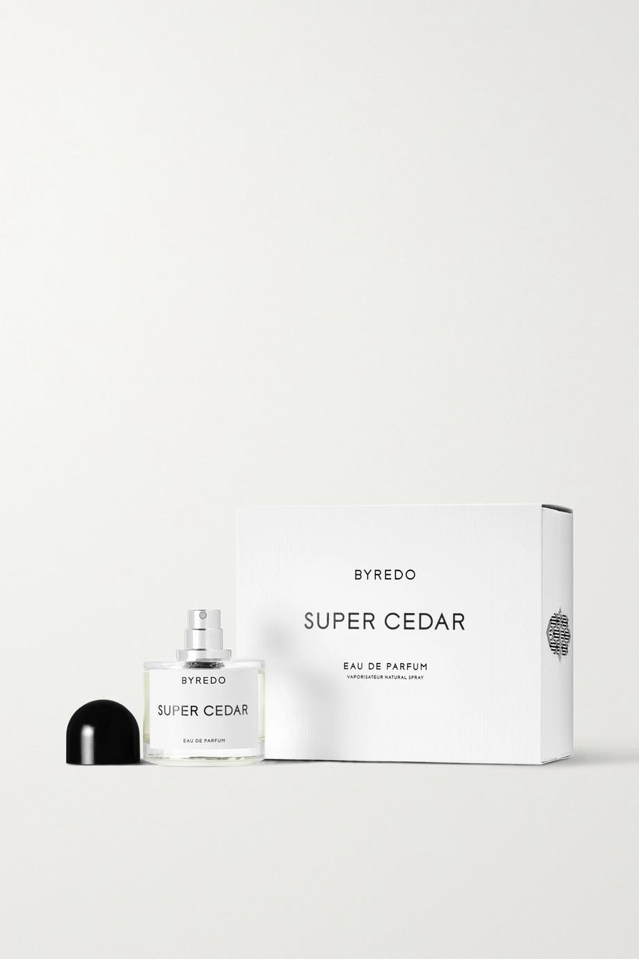 Byredo Super Cedar, 50 ml – Eau de Parfum