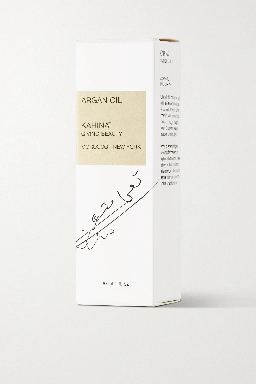 Kahina Giving Beauty + NET SUSTAIN Argan Oil, 30ml