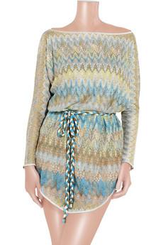MissoniAtlanta knit tunic