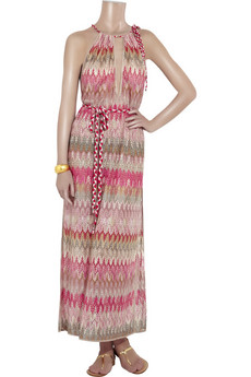 Missoni Aspen%20woven%20maxi%20dress