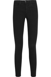L'Agence Chanelle mid-rise skinny jeans