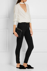 Chanelle mid-rise skinny jeans