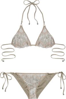 MissoniPechino knit bikini