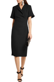 Dion Lee Wool-crepe dress