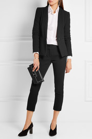 Dion Lee Wool-crepe blazer