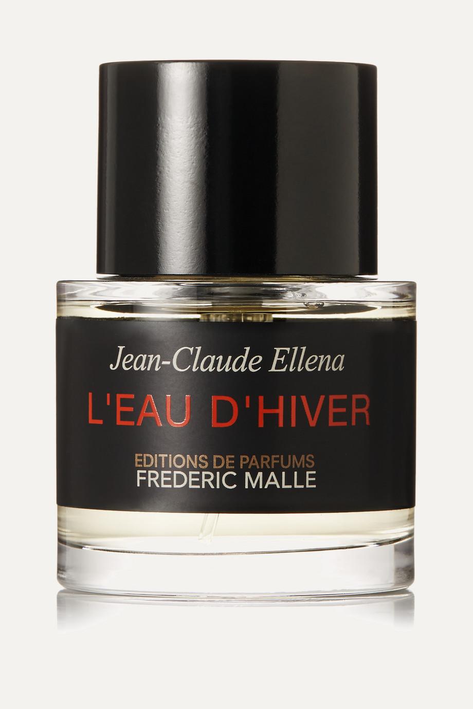 Frederic Malle L'eau d'Hiver – Weiße Sonnenwende & Iris, 50 ml – Eau de Toilette