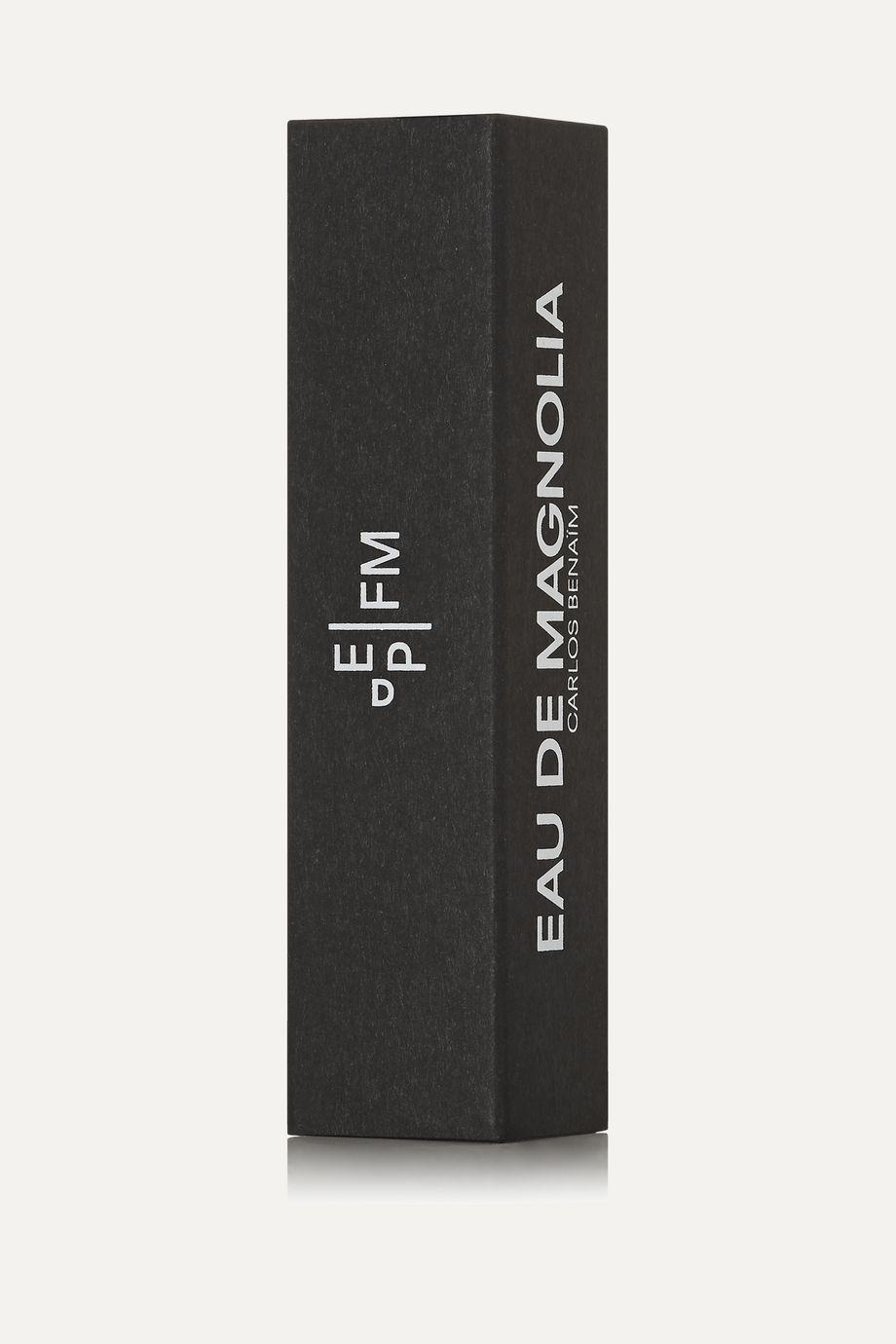 Frederic Malle Eau de Magnolia – Immergrüne Magnolie & Haitianischer Vetiver, 10 ml – Eau de Toilette
