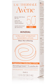 SPF50+ Mineral Ultra-Light Hydrating Sunscreen Lotion, 50ml