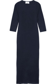 Wool and cashmere-blend maxi dress