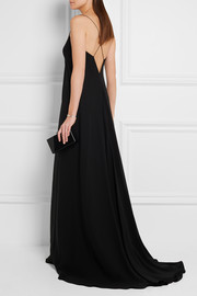 Calvin Klein Collection Lily silk gown