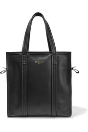Bazar leather tote