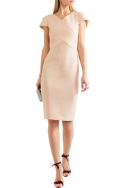 Roland Mouret Tourney wool-crepe dress