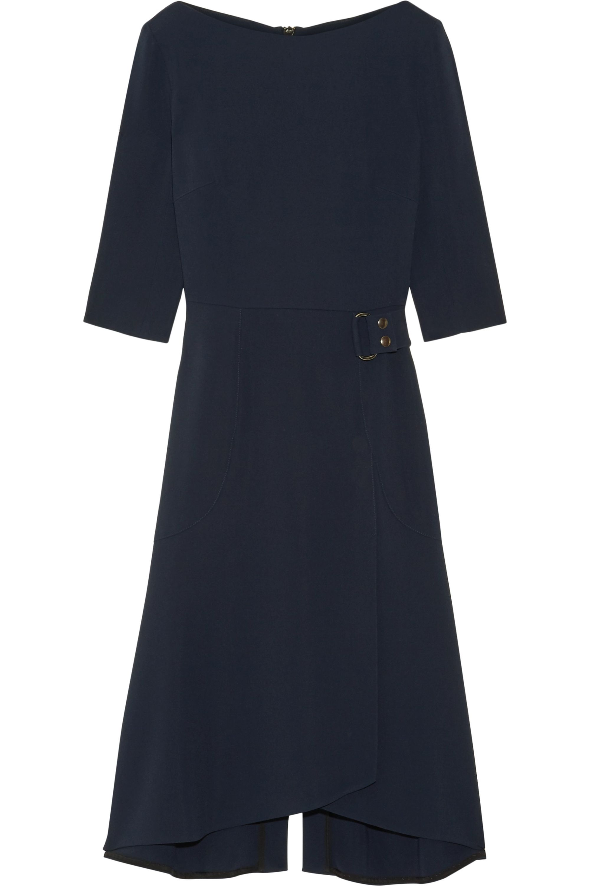 Roland Mouret Healey stretch-crepe dress