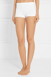 Touch Feeling stretch-jersey boy shorts