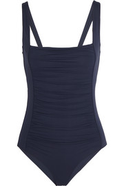 Milano ruched swimsuit
