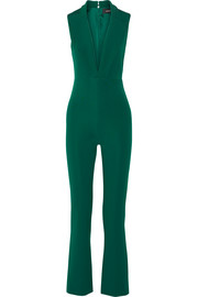 Stretch-cady jumpsuit