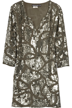 Antik Batik | Pop sequined chiffon dress | NET-A-PORTER.COM from net-a-porter.com