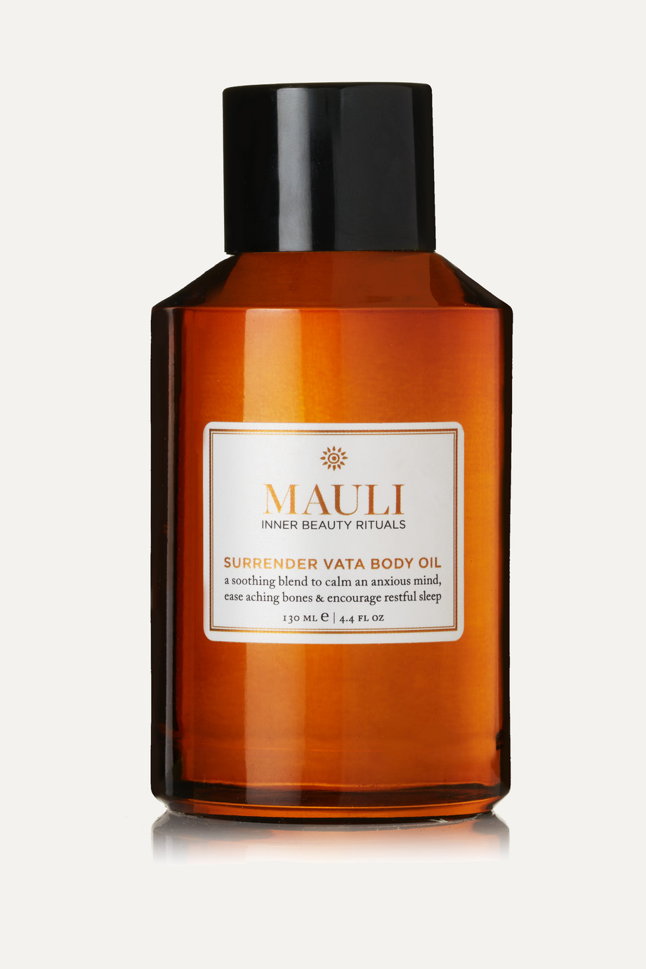 Mauli Rituals Surrender Vata Body Oil, 130ml