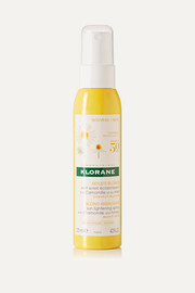 Klorane Sun Lightening Spray with Chamomile and Honey, 125ml