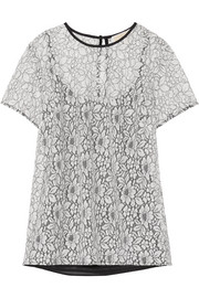 MICHAEL Michael Kors Corded lace top