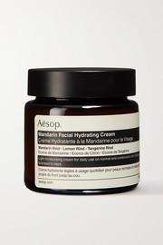 이솝 만다린 페이셜 하이드레이팅 수분 크림 Aesop Mandarin Facial Hydrating Cream, 60ml