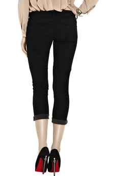 Isabel Marant Stretch suede pants