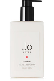 Jo Loves Pomelo Hand & Body Lotion, 200ml