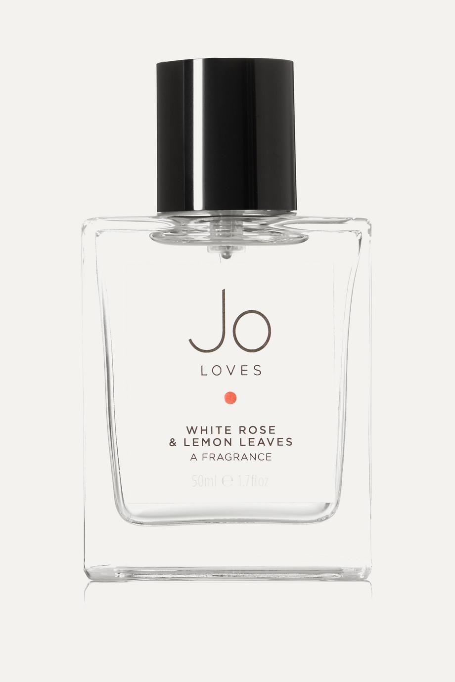 Jo Loves White Rose & Lemon Leaves, 50ml