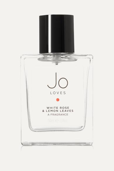 JO LOVES WHITE ROSE & LEMON LEAVES, 50ML - COLORLESS