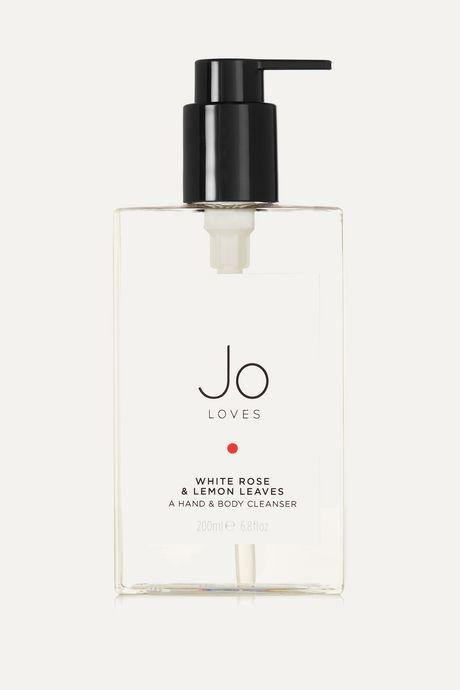 Colorless White Rose & Lemon Leaves Hand & Body Cleanser, 200ml  | Jo Loves nYnxoZ