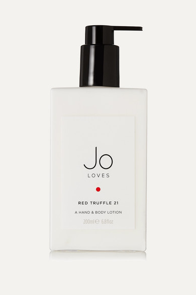 JO LOVES Red Truffle Hand & Body Lotion, 200Ml - Colorless