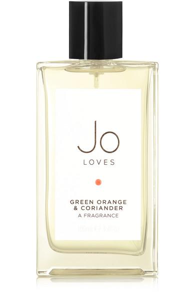 JO LOVES GREEN ORANGE & CORIANDER - BITTER GREEN ORANGE & BLACK PEPPER, 100ML