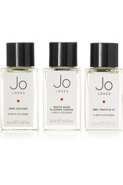 Bath Cologne Gift Set, 3 x 14ml