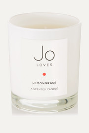 Lemongrass scented candle, 185g
