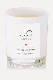 Jo Loves Salted Caramel scented candle, 185g