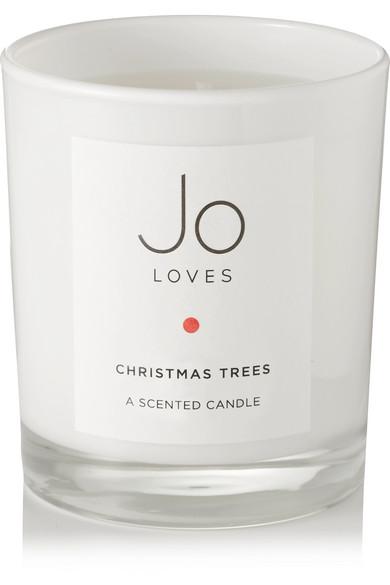 JO LOVES WHITE ROSE & LEMON LEAVES SCENTED CANDLE, 185G